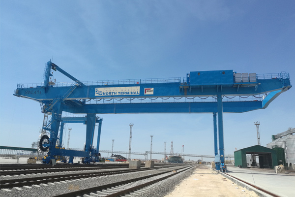 The aluminum alloy gantry crane